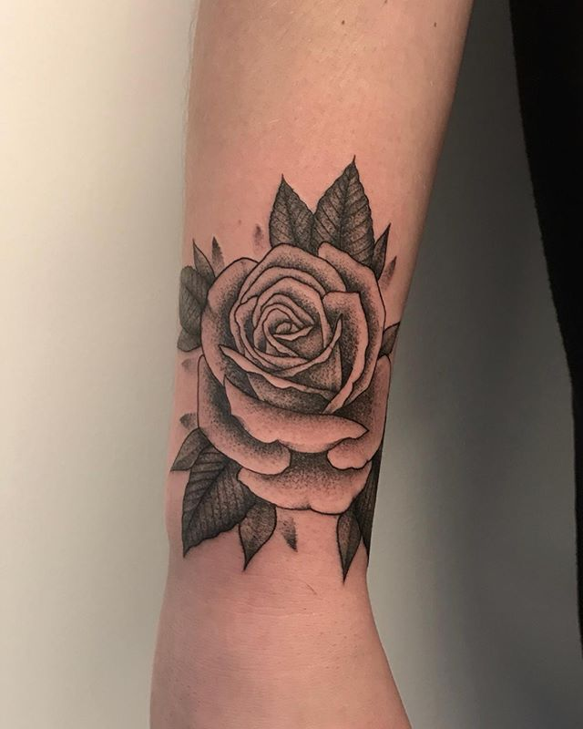 Roos Voor Jessica Thanks Door At Sexylexytattoos Tattooed